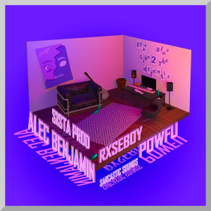 Album Eyes Blue Like The Atlantic, Pt. 2 (feat. Powfu, Alec Benjamin & Rxseboy) from Sista Prod