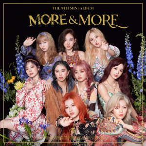 Album MORE & MORE from TWICE