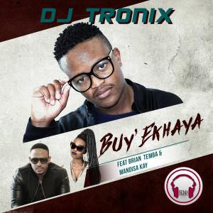 Album Buy'Ekhaya from Brian Temba