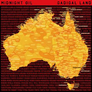 Album Gadigal Land from Midnight Oil