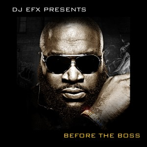 Album DJ EFX Presents: Before the Boss from DJ EFX