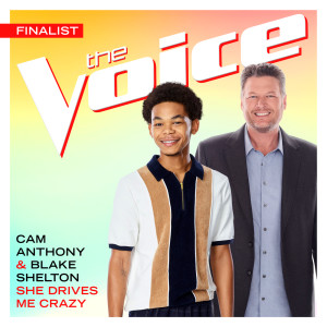 Album She Drives Me Crazy (The Voice Performance) from Blake Shelton