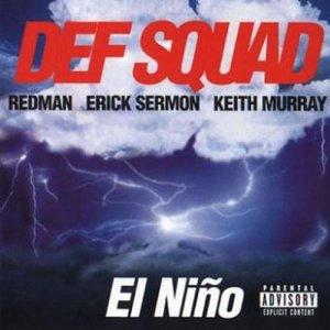 Album El Nino from Def Squad