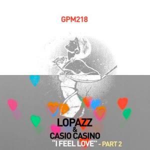 Album I Feel Love, Pt. 2 from Lopazz