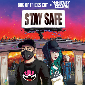 Album Stay Safe (Explicit) from Whitney Peyton