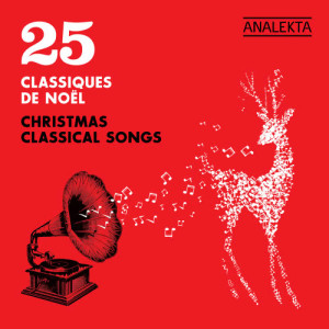 Album 25 Christmas Classical Songs (25 Classiques de Noël) from John Francis Wade