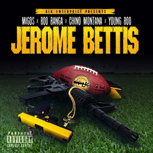 Listen to Jerome Bettis song with lyrics from Migos