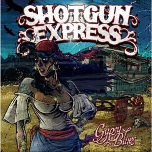 Album Gypsy Blues from Shotgun Express
