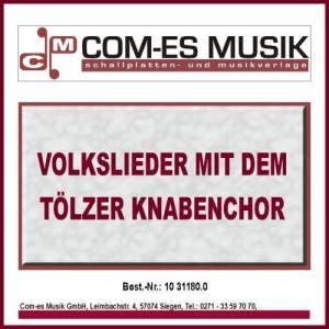 Album Volkslieder mit dem Tölzer Knabenchor from Tölzer Knabenchor
