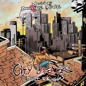 Album City Dreamers from King Los