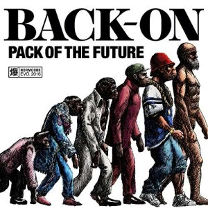 BACK-ON的專輯PACK OF THE FUTURE