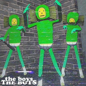 Album Green Gang (Explicit) from The Boys