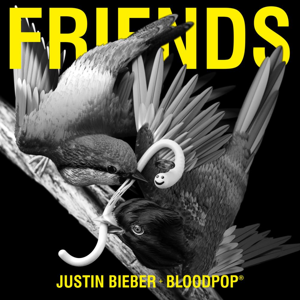 Friends 2017 Justin Bieber; BloodPop®