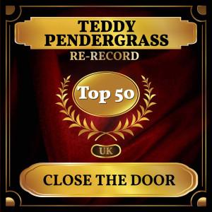 Album Close the Door (UK Chart Top 50 - No. 41) from Teddy Pendergrass