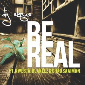 Album Be Real - Single from Kwesta