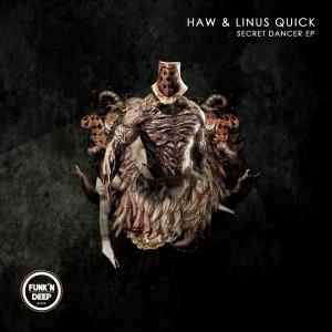 Album Secret Dancer from Linus Quick
