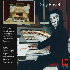 Album Guy Bovet à l'orgue de cinéma (Wurlitzer) du collège Claparède à Genève from Carl Teike