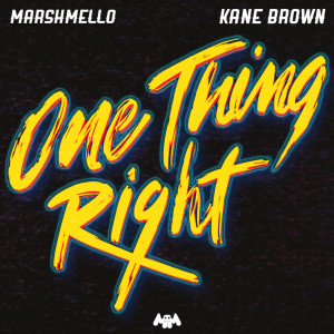 Marshmello的專輯One Thing Right