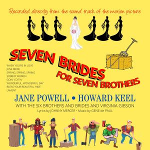 Album Seven Brides for Seven Brothers from Howard Keel