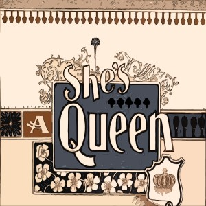 Album She's a Queen from Ella Fitzgerald