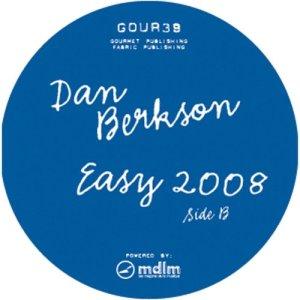 Album Easy Redux from Dan Berkson