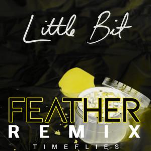 Timeflies的專輯Little Bit (Feather Remix) (Explicit)