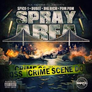 Album Spray Area (feat. Pom Pom) - Single (Explicit) from Big Rich