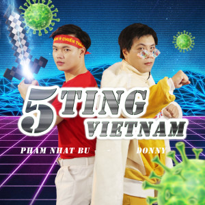 Album 5Ting Việt Nam from Donny