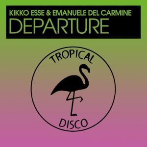 Album Departure from Kikko Esse