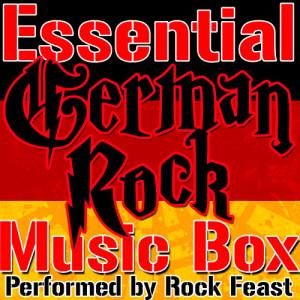 Album Essential German Rock Music Box from Rock Feast