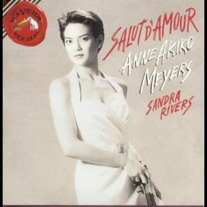 Anne Akiko Meyers的專輯Salut D'Amour