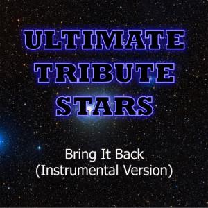 Ultimate Tribute Stars的專輯Travis Porter - Bring It Back (Instrumental Version)
