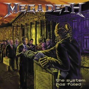 Megadeth的專輯The System Has Failed (2019 - Remaster)