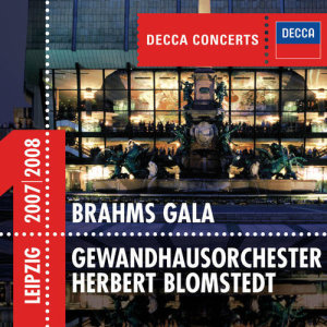 Album Brahms: Symphony No.3 / Haydn Variations etc from Herbert Blomstedt