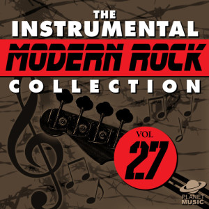 The Hit Co.的專輯The Instrumental Modern Rock Collection, Vol. 27