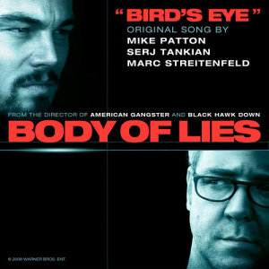 Album Bird's Eye (Original Song from the Motion Picture Body of Lies) from Serj Tankian