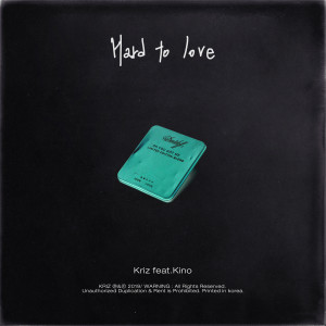 Album Hard to love (feat. KINO) from Kriz