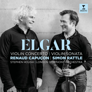 Sir Simon Rattle的專輯Elgar: Violin Concerto & Violin Sonata