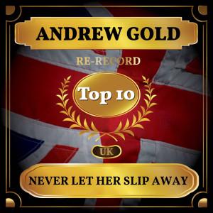 Album Never Let Her Slip Away (UK Chart Top 40 - No. 5) from Andrew Gold