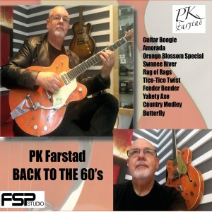 Album Back to the 60's from PK Farstad