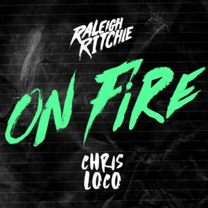 Album On Fire from Raleigh Ritchie