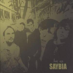 Live EP dari Saybia
