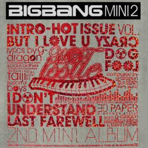 BIGBANG的專輯Hot Issue - 2nd Mini Album