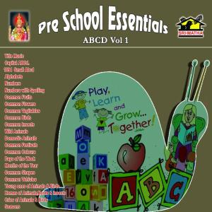 Pre School Essentials ABCD, Vol. 1 dari V. Akhila