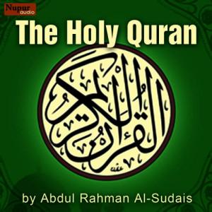 The Holy Quran dari Abdul Rahman Al-Sudais