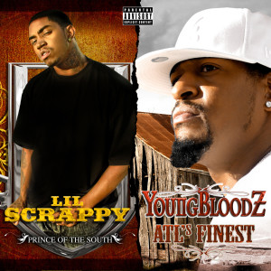 Album Prince of the South / Atl's Finest (2 for 1: Special Edition) from YoungBloodZ