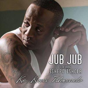 Album Ke Kopa Tshwarelo Single from Jub Jub