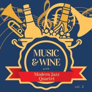 Album Music & Wine with Modern Jazz Quartet, Vol. 2 from Modern Jazz Quartet