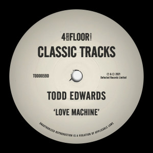 Love Machine (Extended)