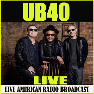 UB40的專輯UB40 Live